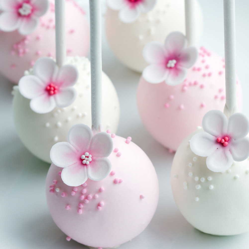 First Birthday Cake Pop Ideas