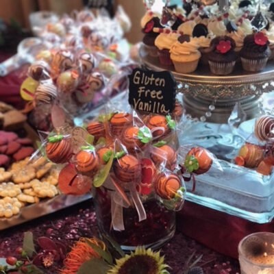 Autumn Cake Pops