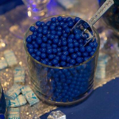 Blue Dessert Sixlets