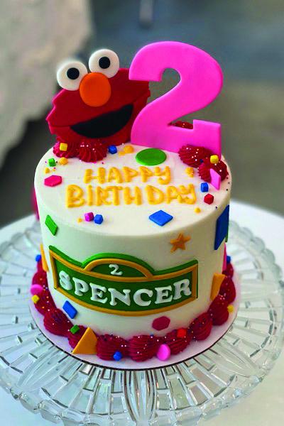 Children's Custom Birthday Cakes!